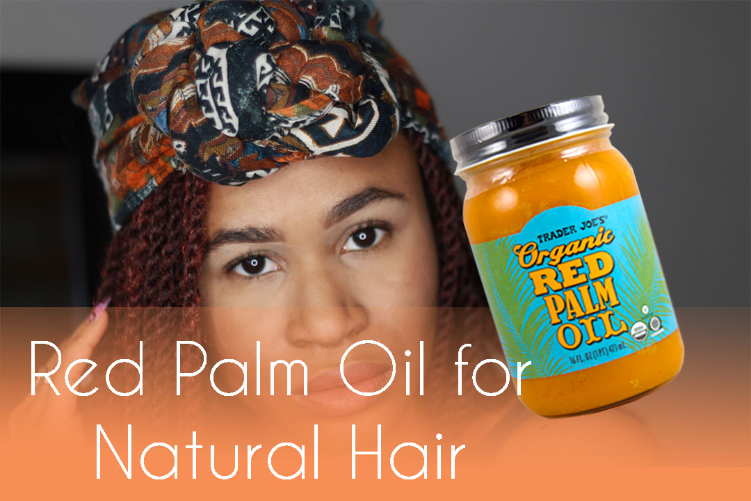 Why You NEED red palm oil