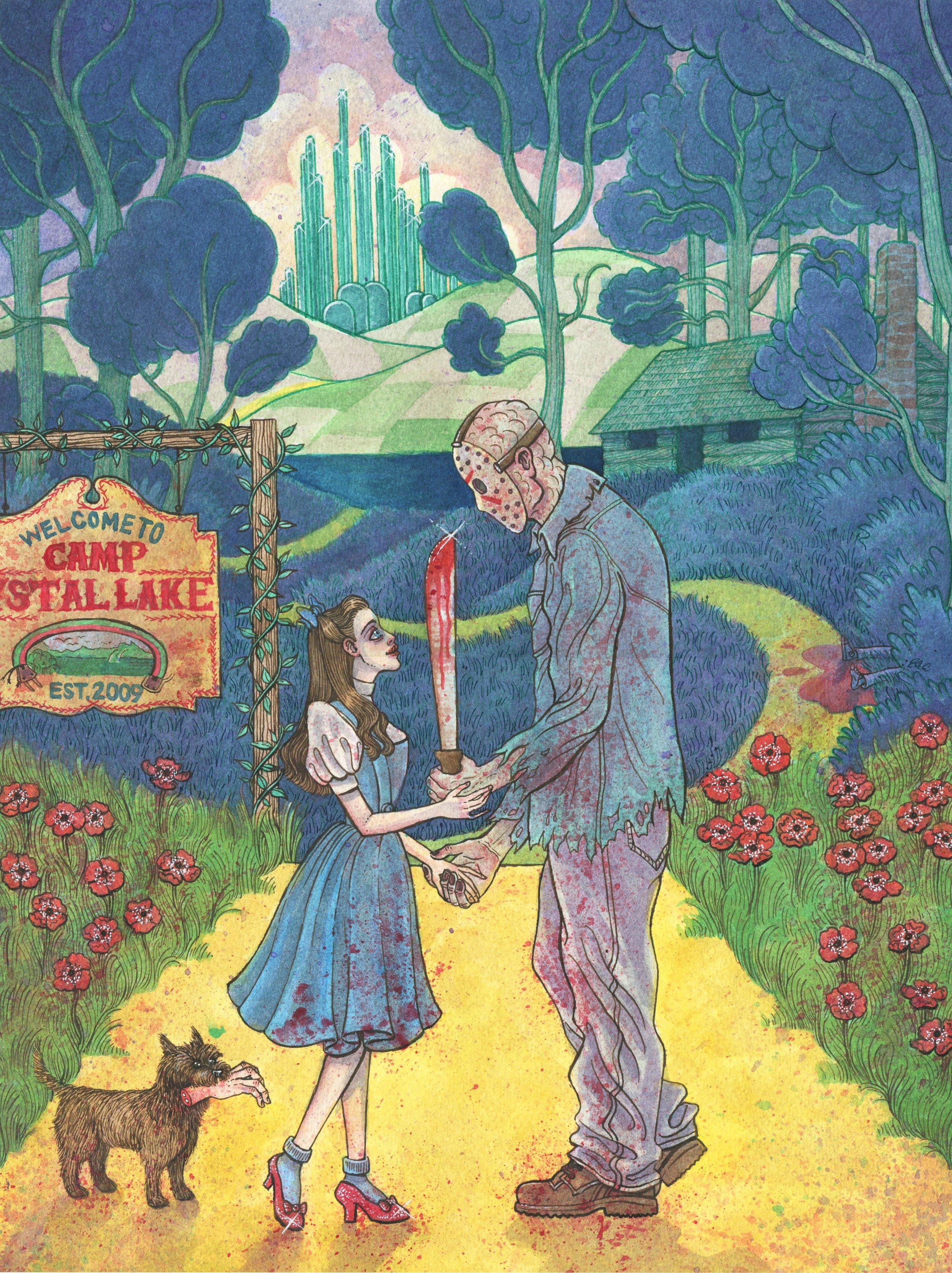 Dorothy and Jason