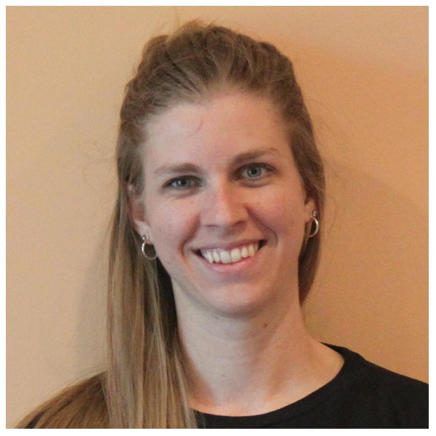 Tess Irwin, PT, DPT, Lead Physical Therapist