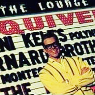 Esquivel brought passion and precision to the Vegas strip. Often found in the lounge at the Stardust, Juan Garcia Esquivel was perfecting an experimental instrumental music that would influence pop culture for decades. #esquivel #juangarciaesquivel #cocktailculture #spaceagebachelorpadmusic #easylistening #exotica #loungemusic #spaceagepop