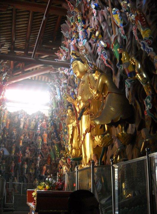 Guanyin at Nanhua Temple
