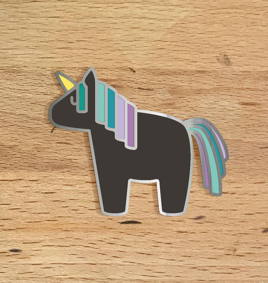 Pin design mockup