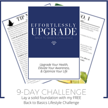 9 day back to basics challenge with lindsey rae
