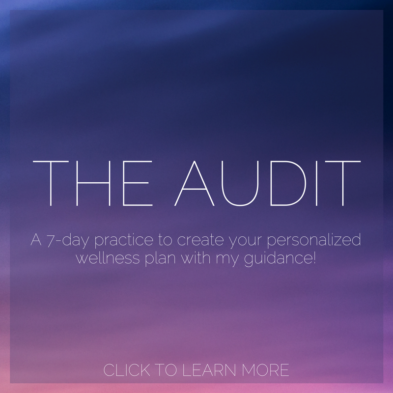the audit with lindsey rae