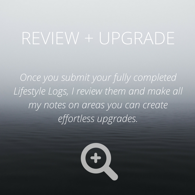 review and upgrade your daily routine with lindsey rae