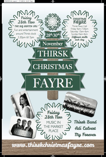 Thirsk Christmas Fair
