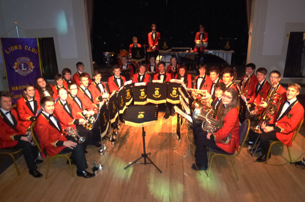 Tewit Youth Band