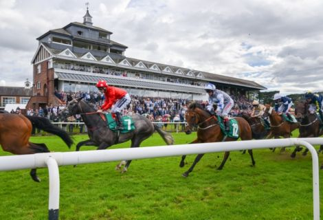 LOT 3   A pair of Premier tickets to Thirsk Races. Choose a date from the 2018 calendar to enjoy a day at North Yorkshire's finest racecourse.  Prize donated by Thirsk racecourse ltd   Current Bid £50