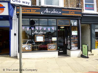 LOT 7   Breakfast for two Enjoy a full cooked breakfast at Thirsk's famous Arabica coffee shop in the heart of the town. Prize donated by Arabica coffee shop, Thirsk   Current Bid £30