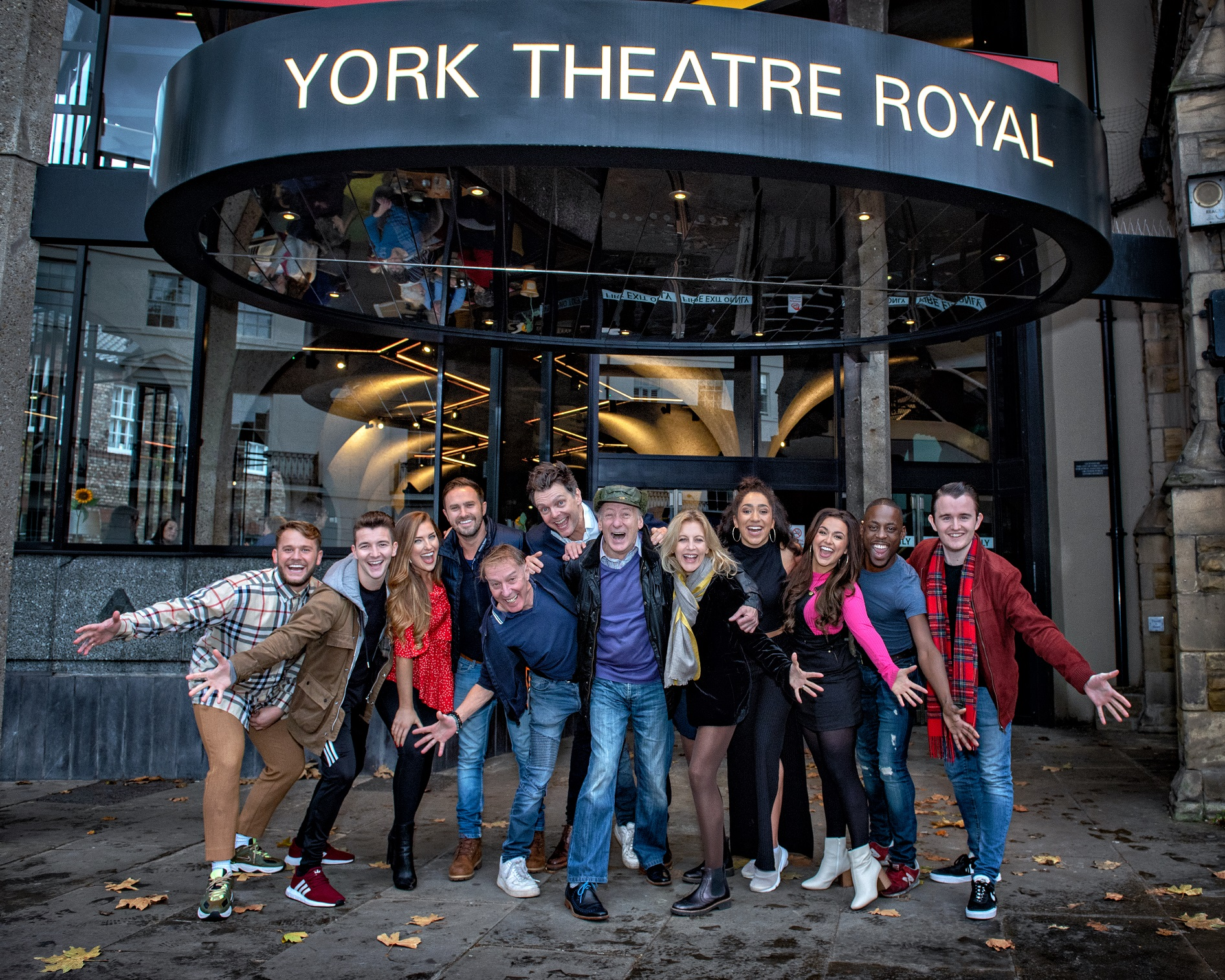 The Grand Old Dame of York photo call. Photography by Anthony Robling.jpg