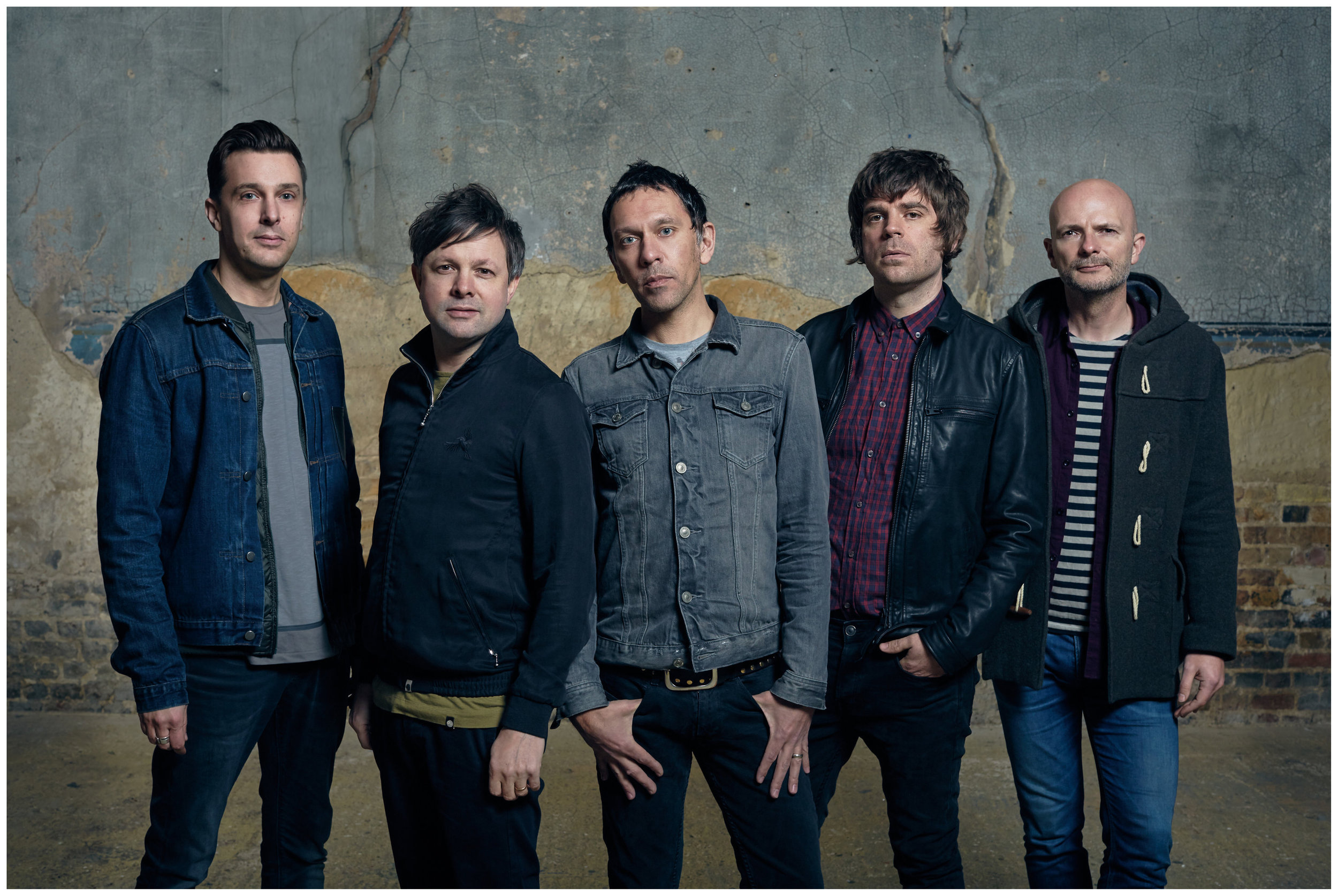 See Shed Seven perform at Leeds First Direct Arena as their guests and enjoy a meet and greet with the band before the show.