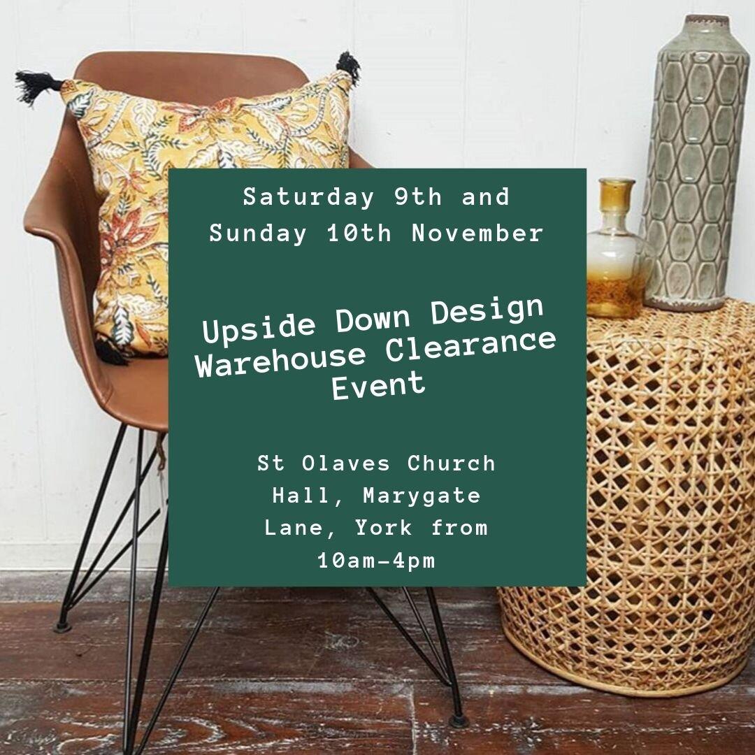 Upside Down Design Furniture Clearance Event Nov.jpg