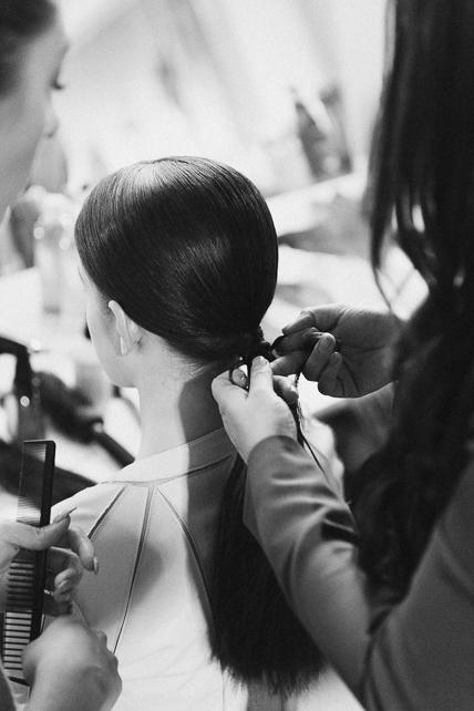 Headkandi ponytale styling