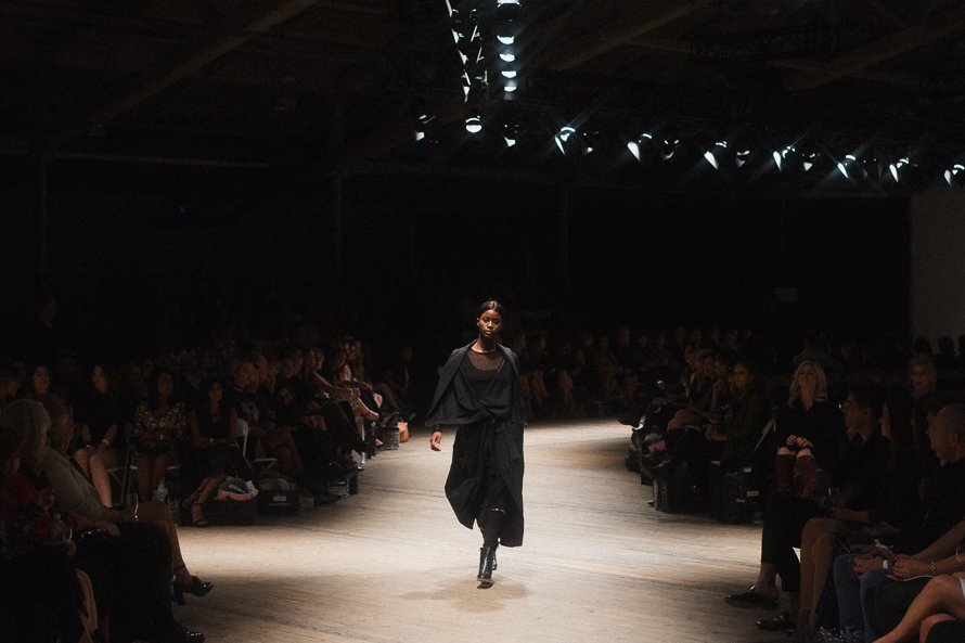 @annalesiam_xo fashion show runway