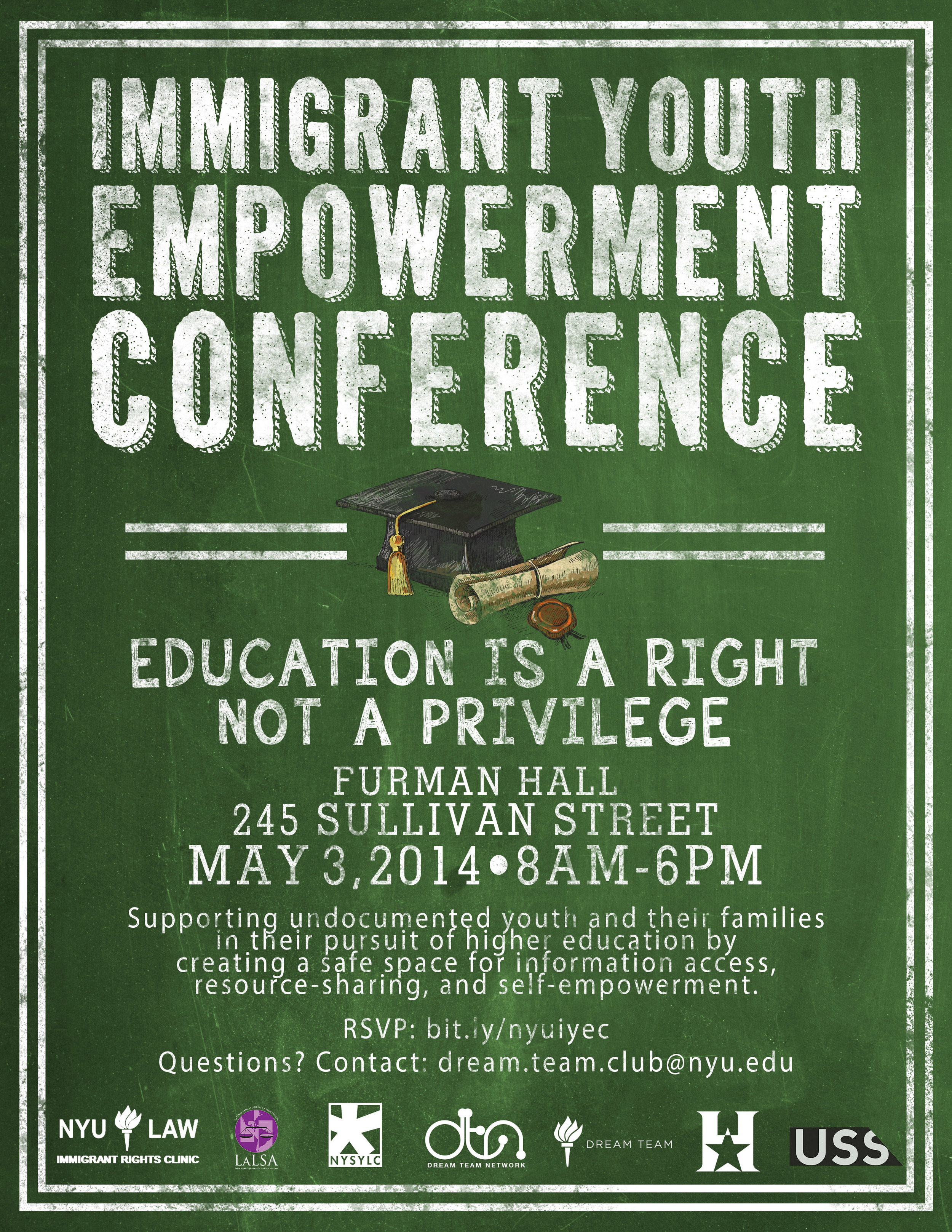 Immigrant Youth Empowerment Conference Spring 2014.jpg