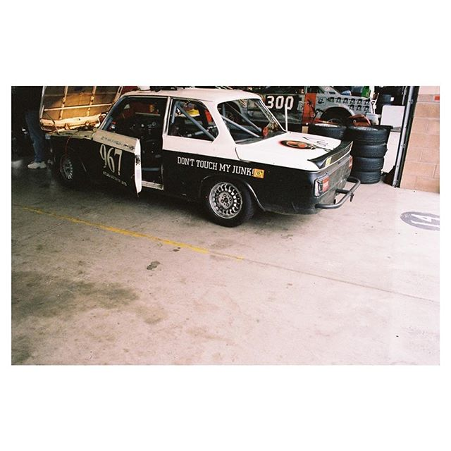 First images are posted from my #24hoursoflemons project... Link in Bio.  #documentary #35mm #pentaxk1000 #filmisnotdead #ishootfilm #cars #filmnotmegapixels #sonomaraceway #donttouchmyjunk