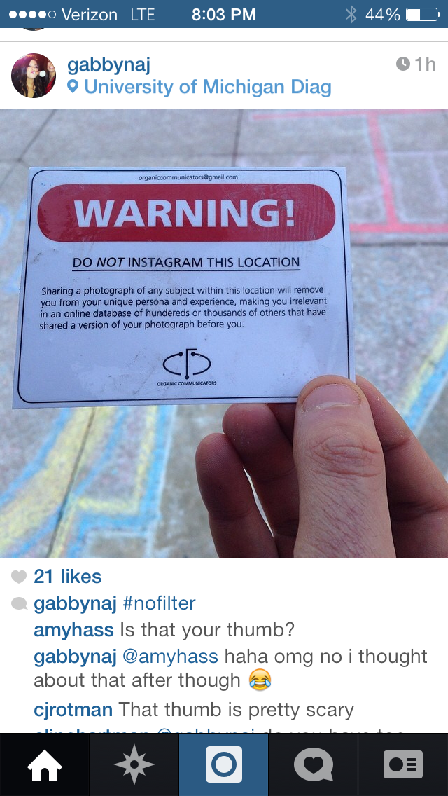 Found Instagram of Block M and Warning