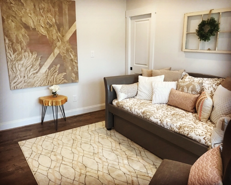 VINEYARD'S SONG - 60 x 48 - Guest Room