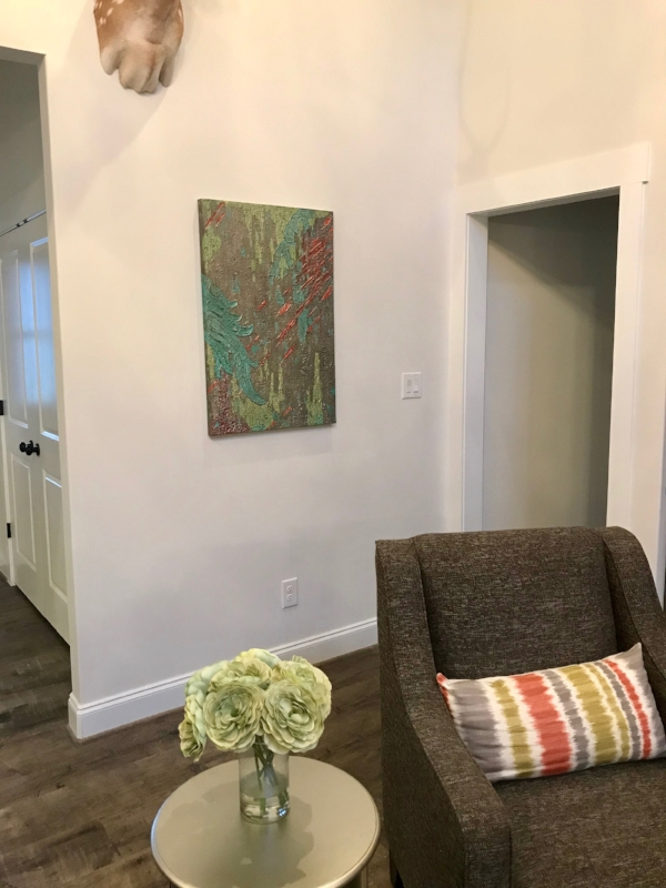 ANTICIPATION - 36 x 24 - Great Room
