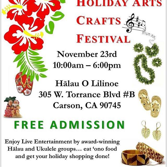 Still accepting vendors!!! 🌺🎄🛍 If you are interested please DM me! Event is November 23rd Saturday in Carson. 🤙🏼 #hawaiianquilt #craftfair #christmas #shopping #allthingshawaiian #aloha #hula #lei #lauhala #plumeria #hawaiiangifts #ukelele #popupshop #hulahalauolilinoe #tiki #alohashirts #hoike #holidayshopping