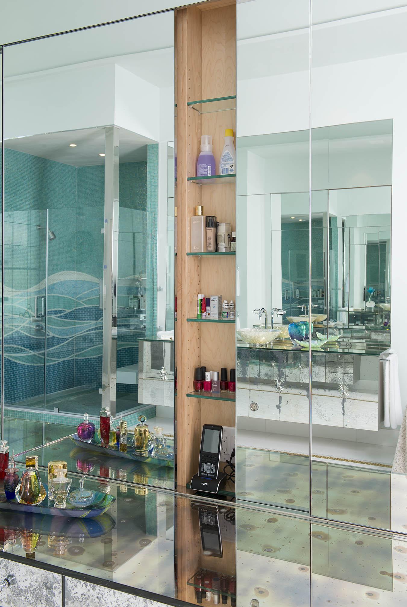 Custom Medicine Cabinet