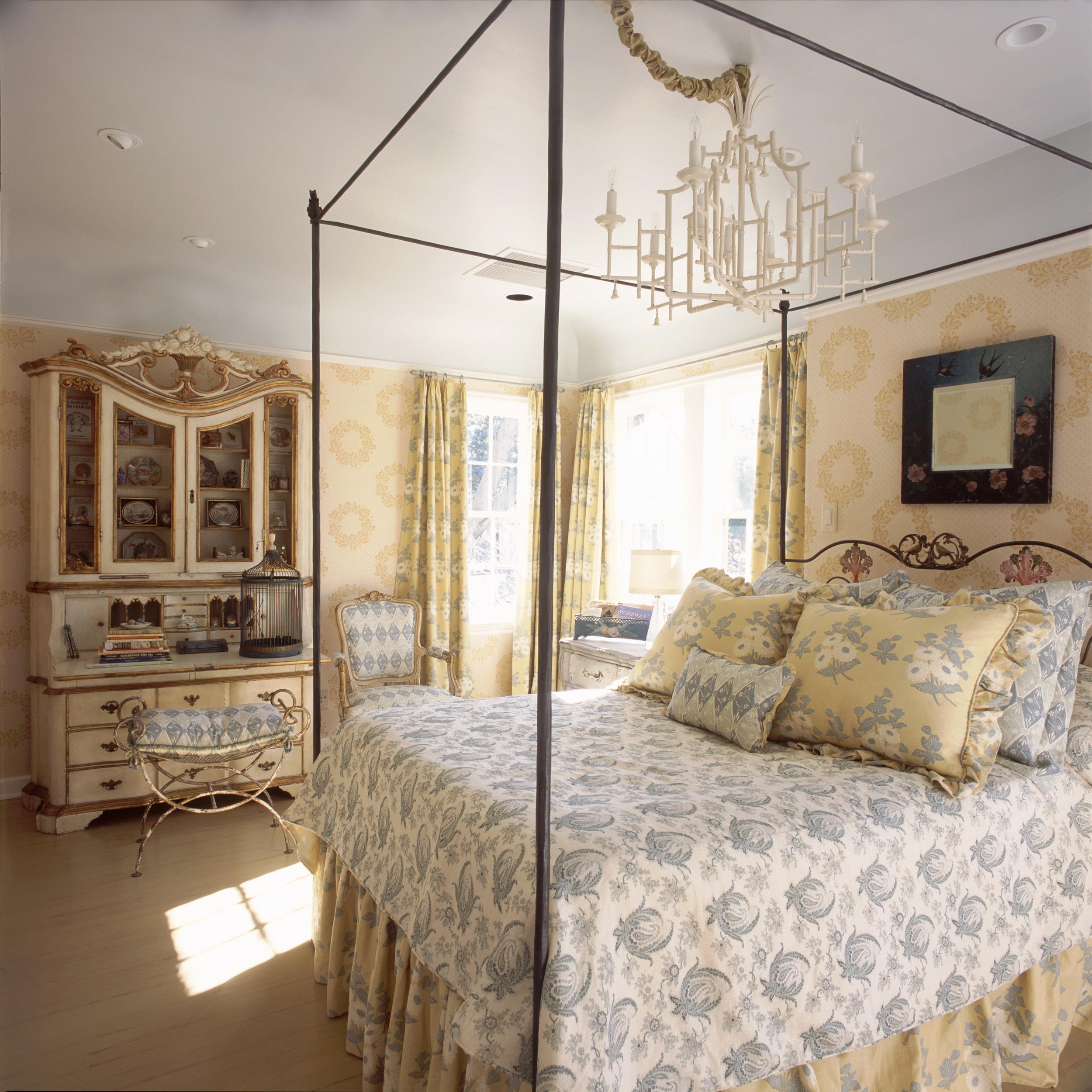 Highland Park Tudor Master Bed Room