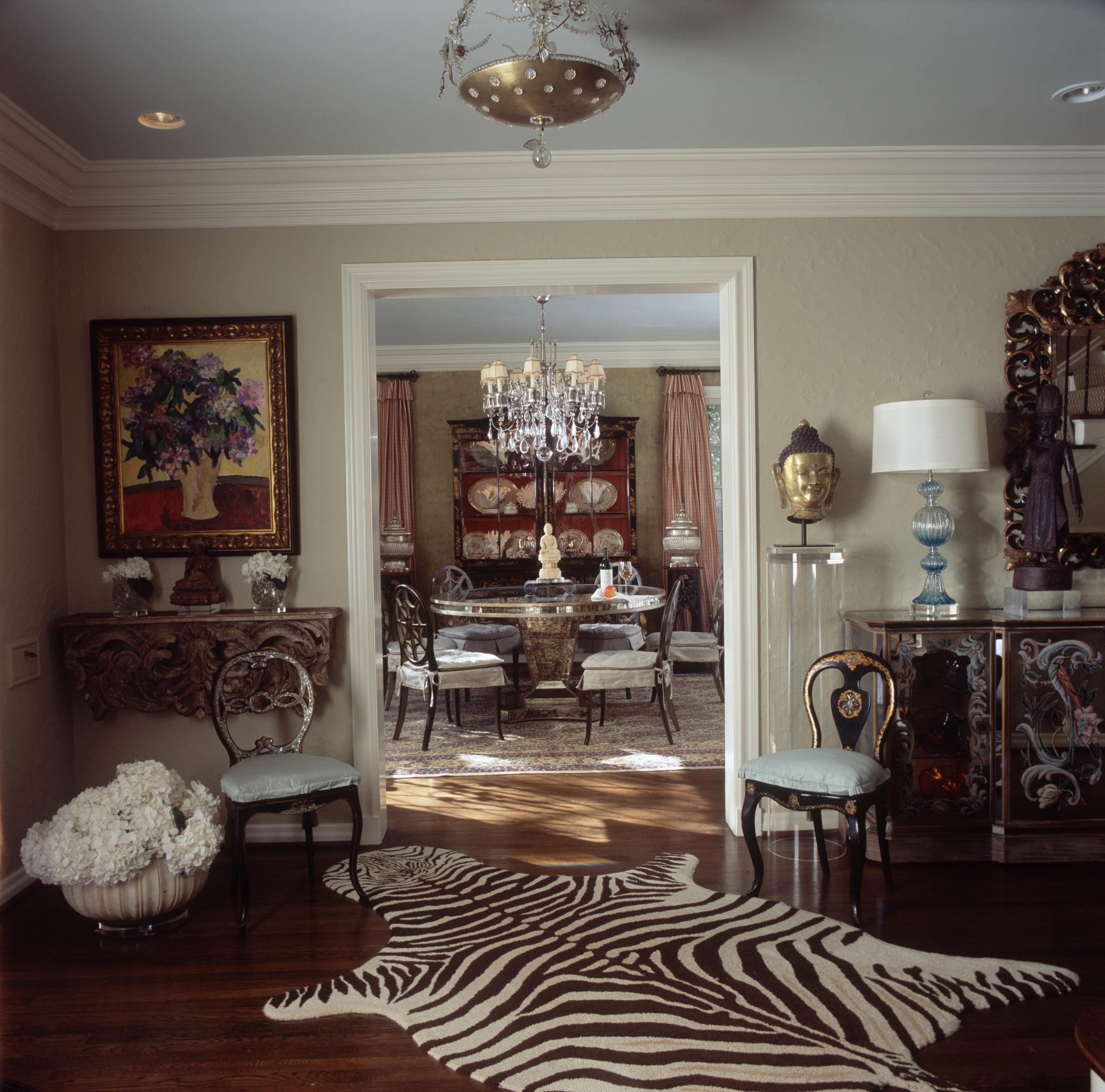 Highland Park Tudor Dining Room