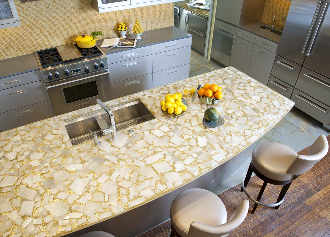 Custom Kitchen Counter Top