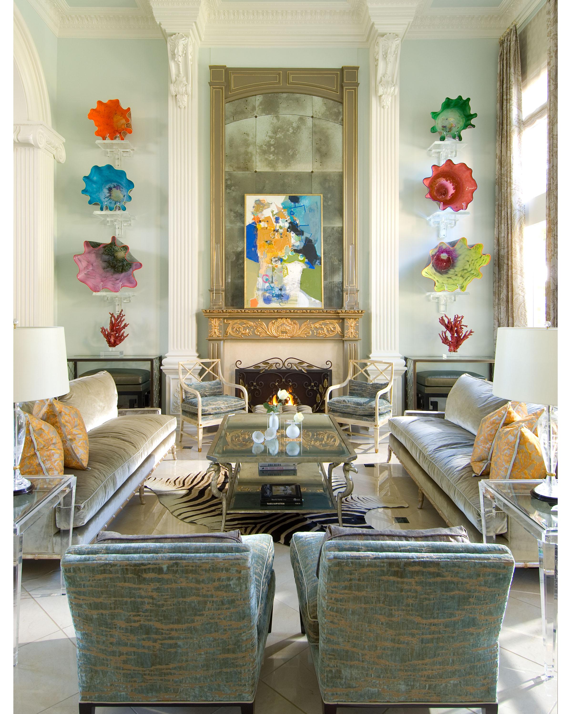 Strait Lane Estates Living Room After
