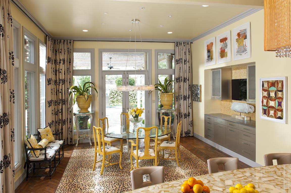 Strait Lane Estates Breakfast Room After