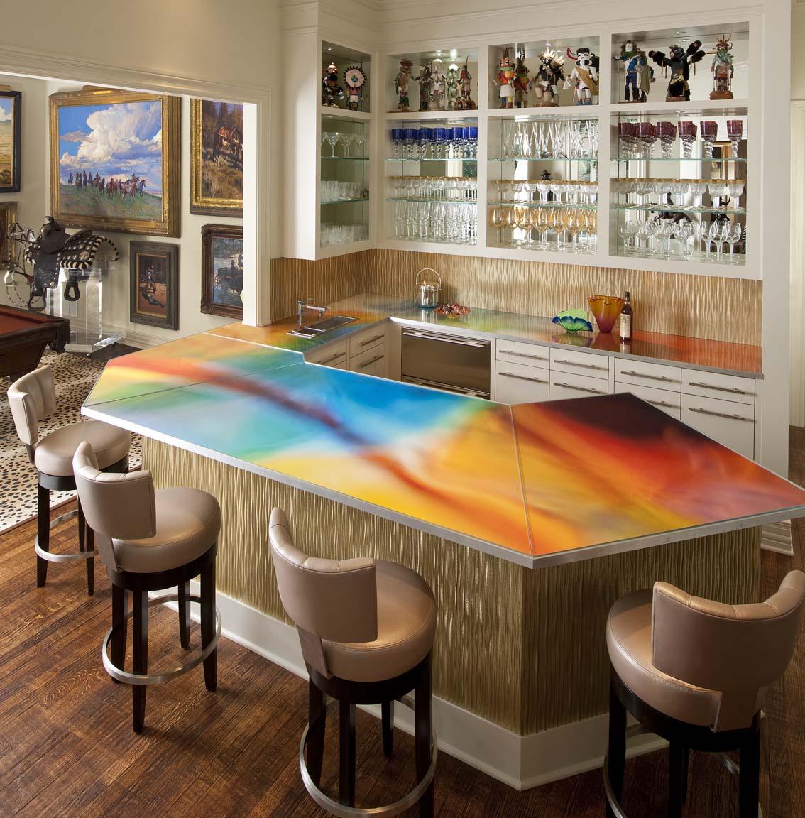 Strait Lane Estates Bar After
