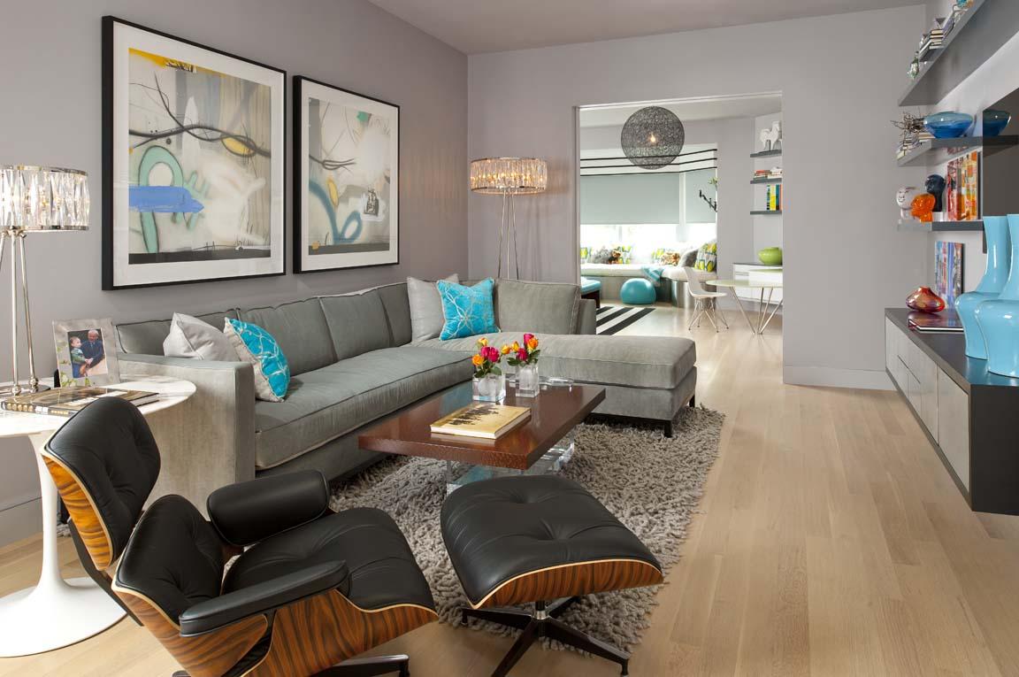 Strait Lane Estates Sitting Room After