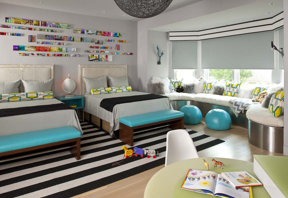 Strait Lane Estates Boy's Room After