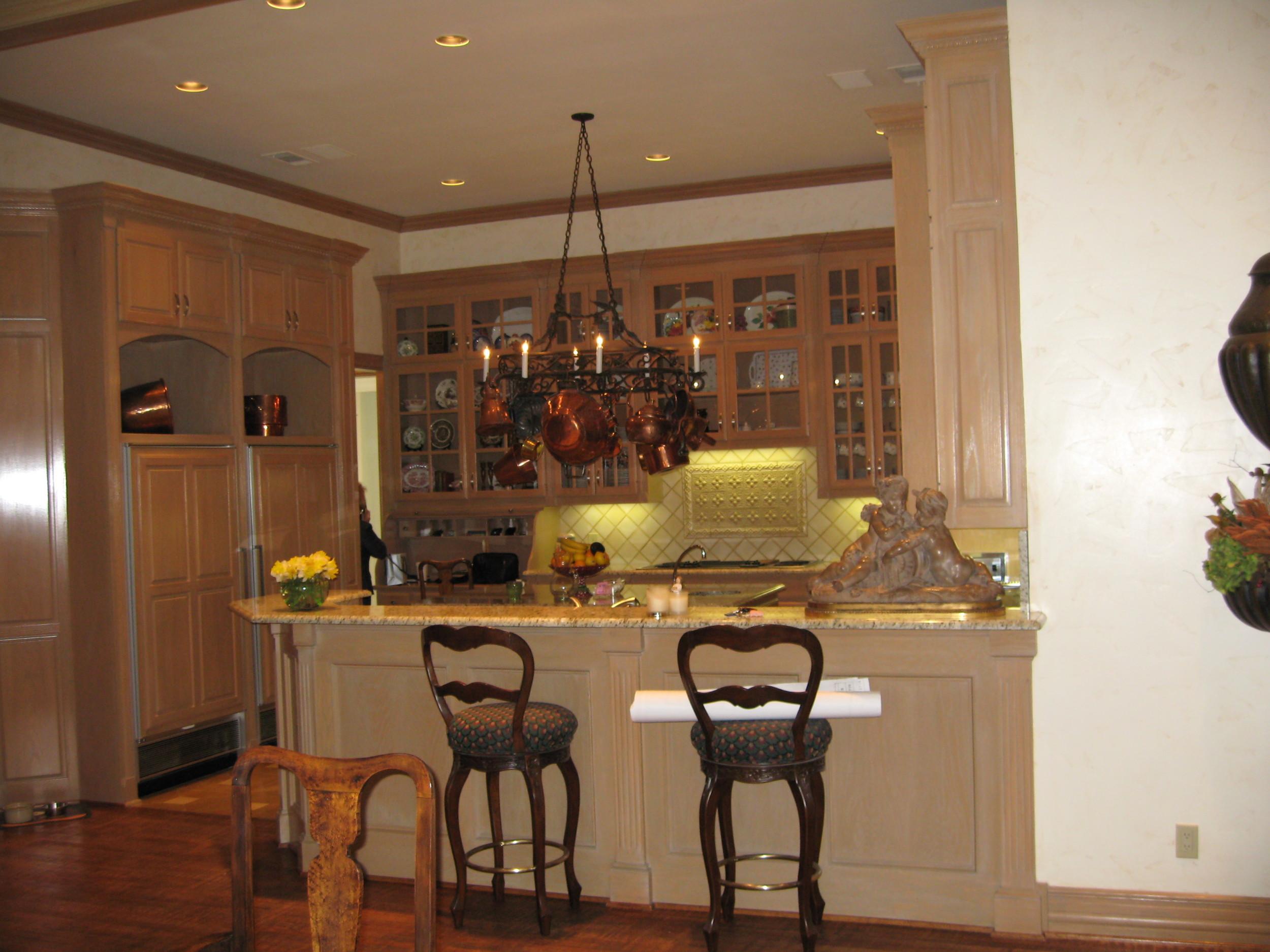 Strait Lane Estates Kitchen Before