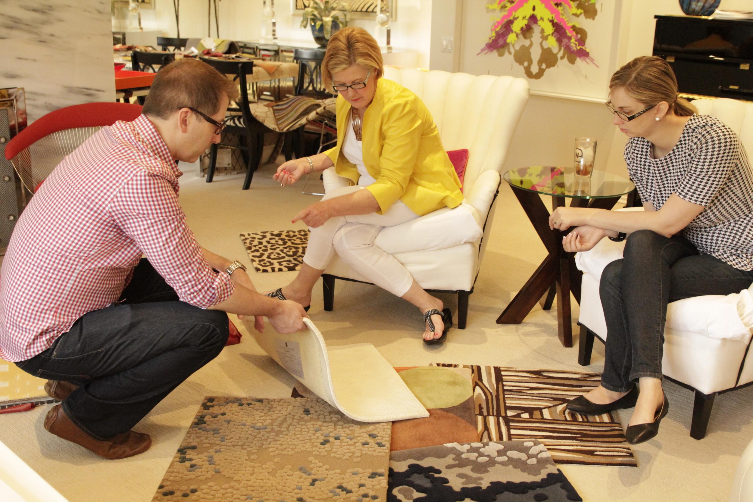 Hokanson Carpet Meeting