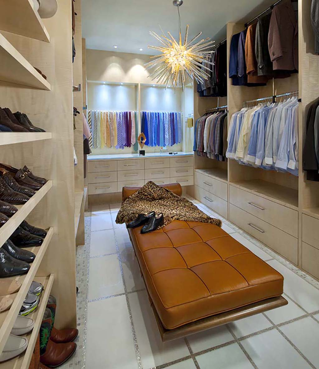 ASID LEGACY OF DESIGN 2015 SECOND PLACE UNIQUE SPACE CONTEMPORARY MASTER CLOSET HIS MARY ANNE SMILEY INTERIORS