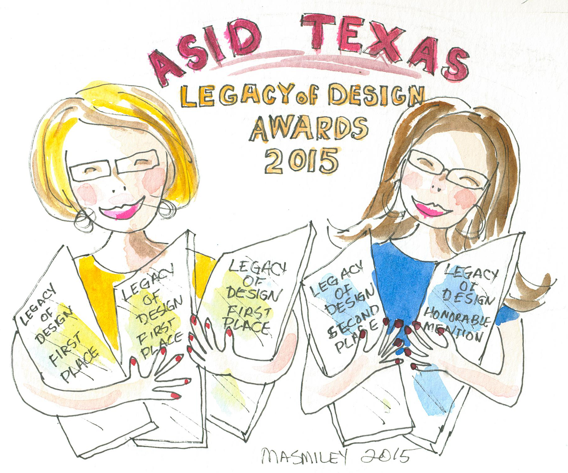 ASID Legacy of Design Awards 2015 Mary Anne Smiley Interiors