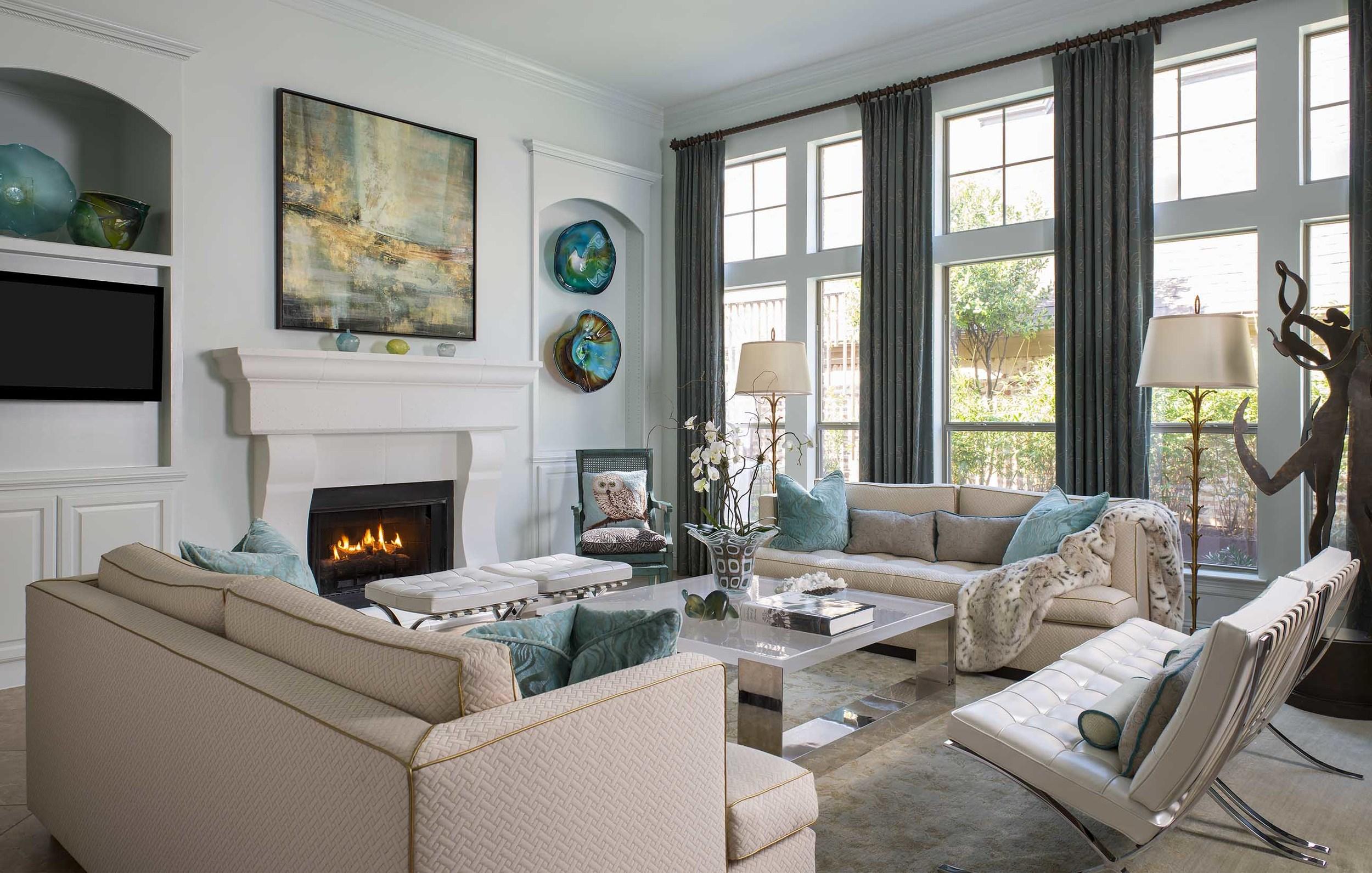 Frisco Living Room After