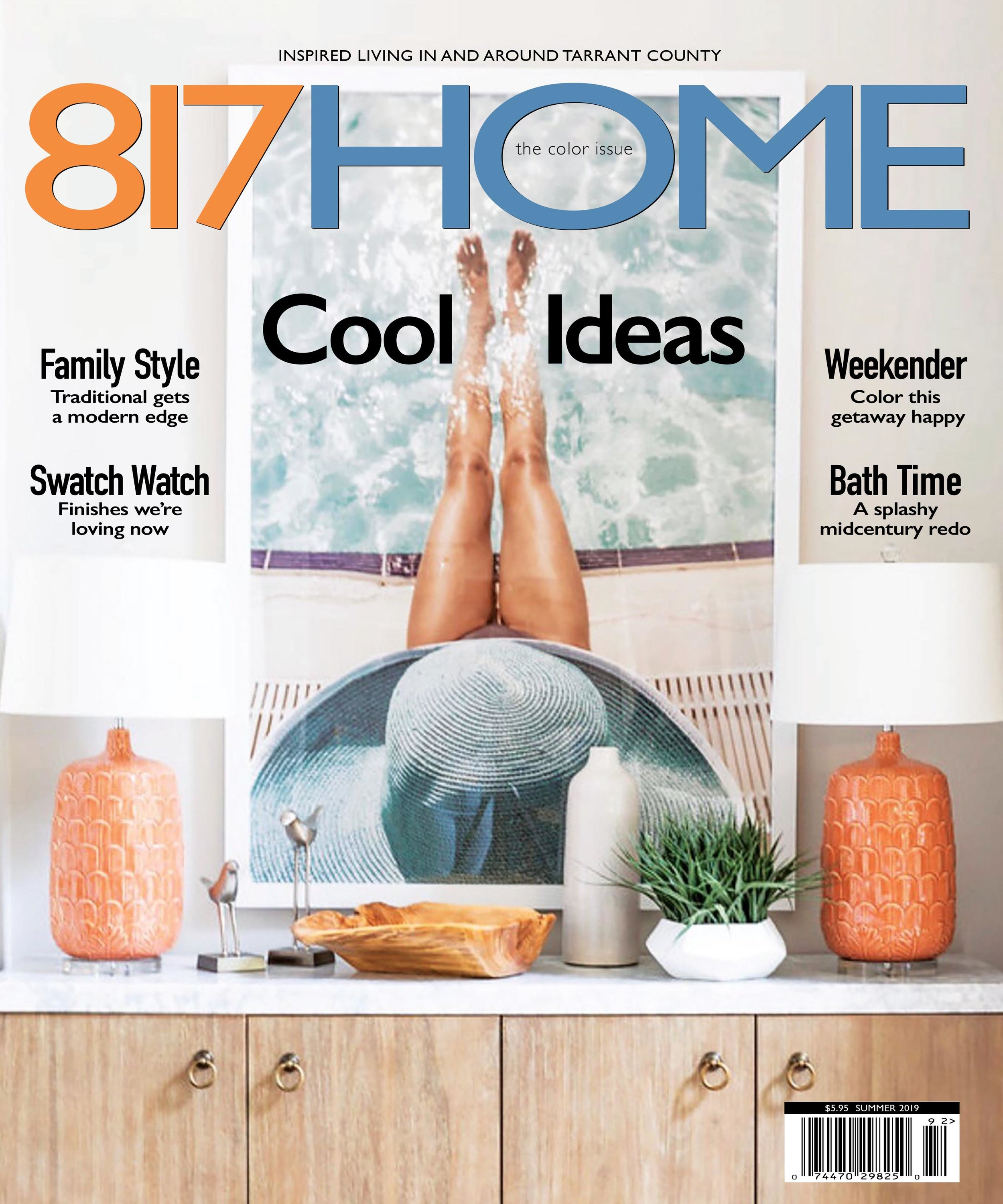 817 Home Magazine Mary Anne Smiley Interiors
