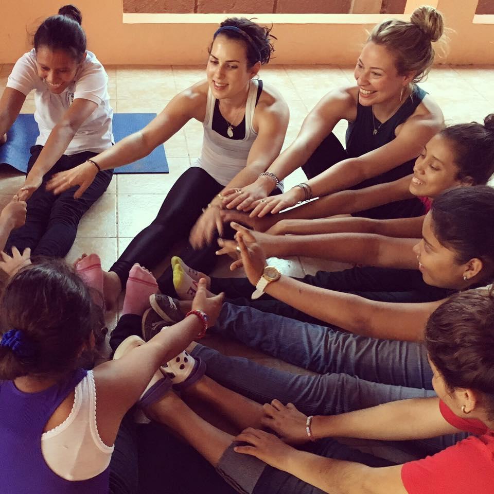 The Girls Home, Nicaragua
