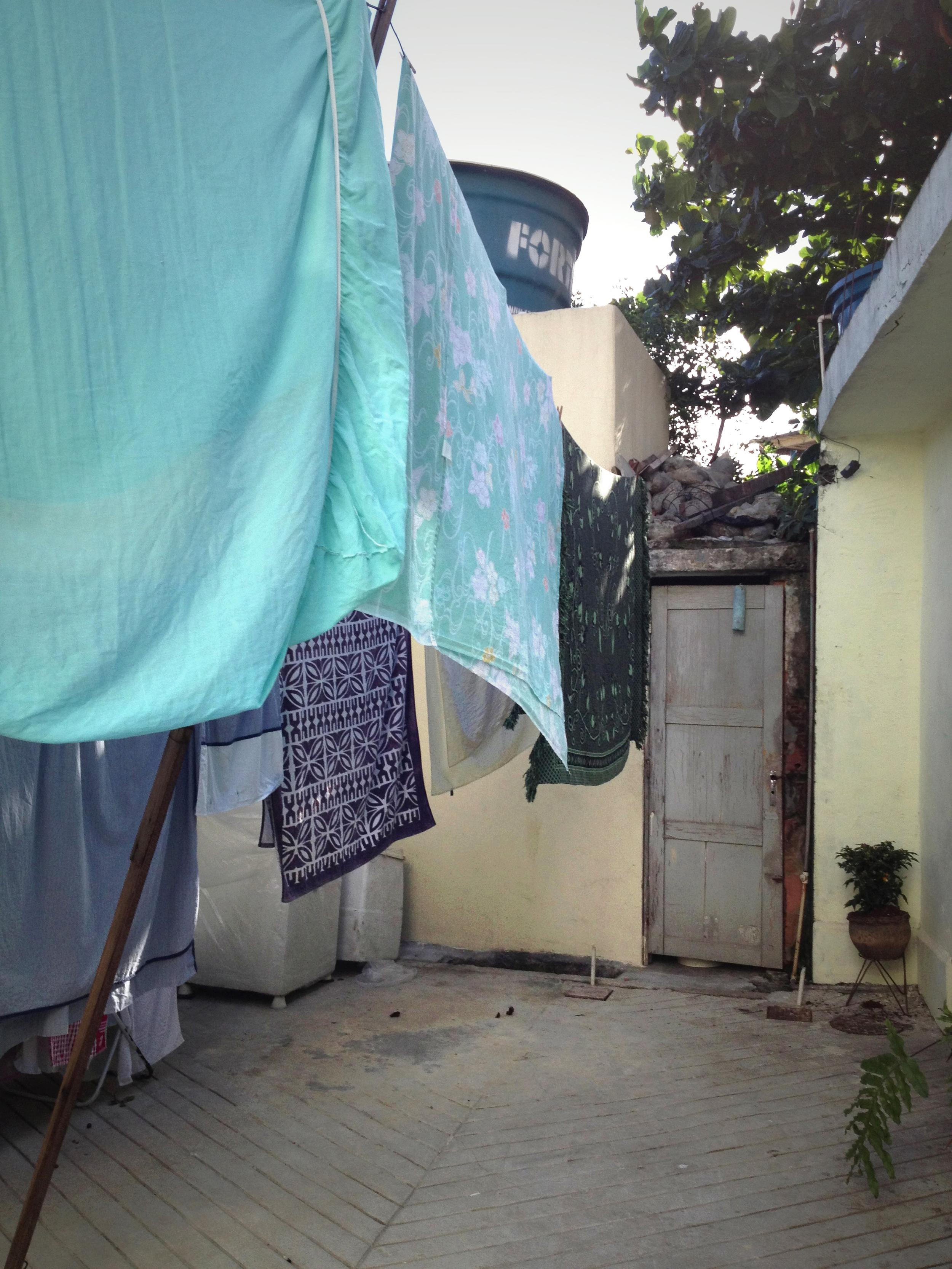 Backyard in Providencia