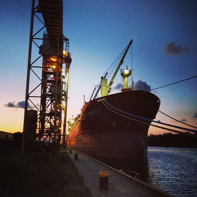 Federal Mackinac #portofthunderbay #thunderbay #thunderbayshipping #lakesuperior #bulkcarrier #fednav
