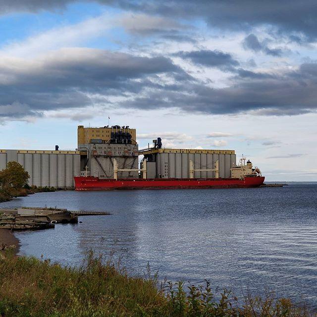 Federal Baltic #portofthunderbay #thunderbay #thunderbayshipping #lakesuperior #bulkcarrier #fednav