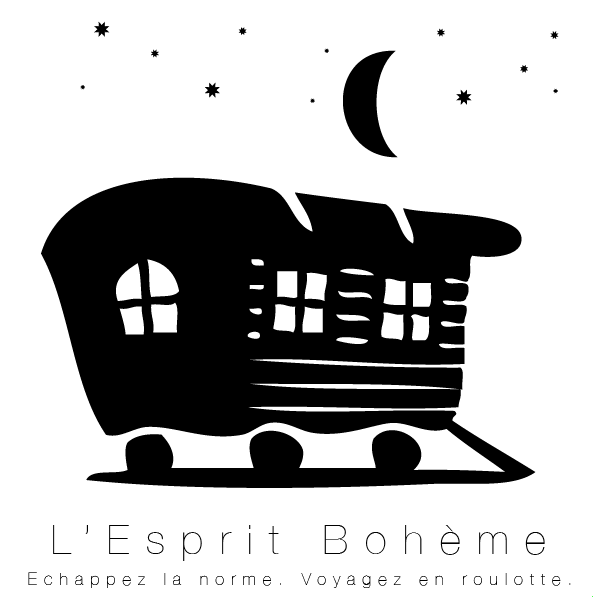 A logo designed for a French course.