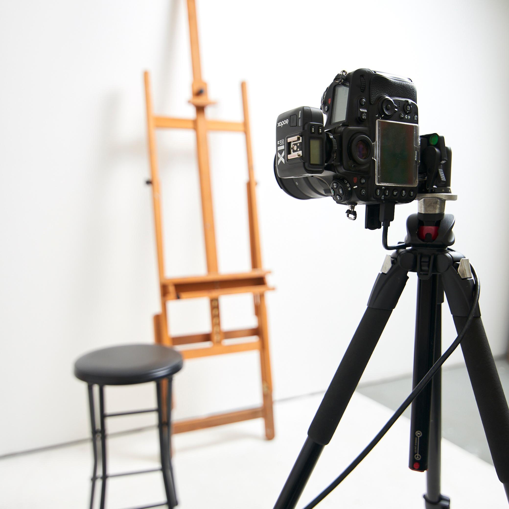 Studio 70 Nikon D810 Godox