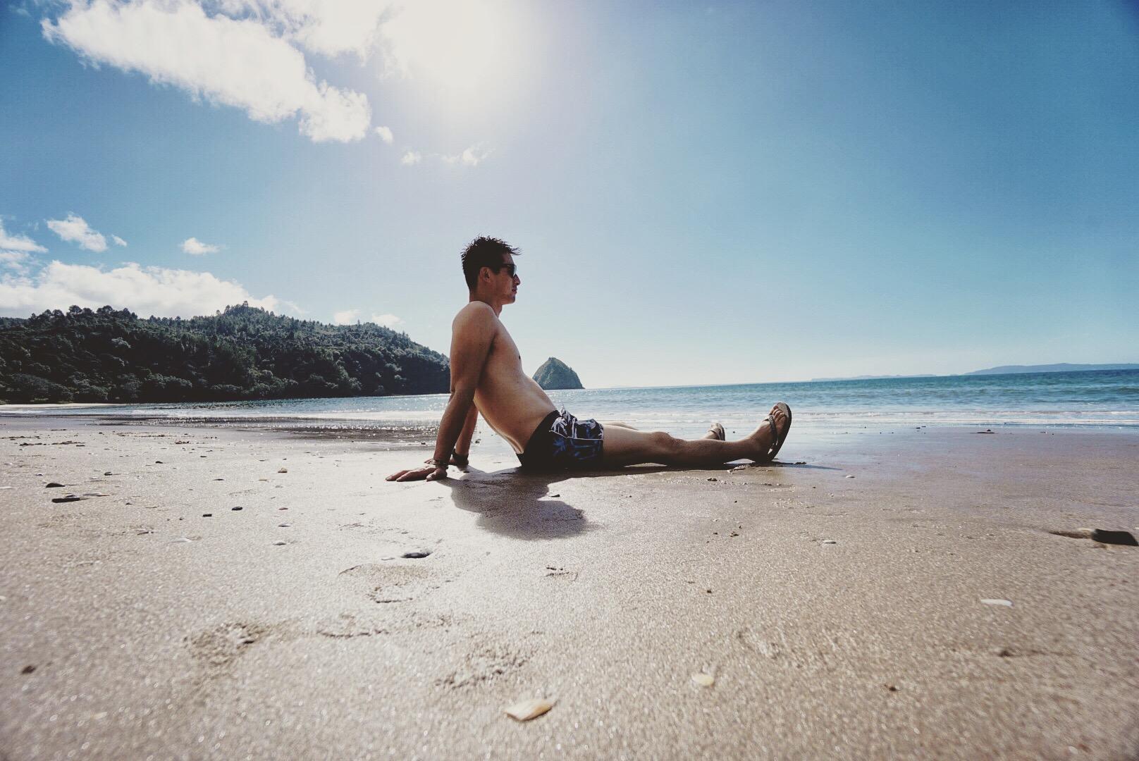 1 - New Chums Beach