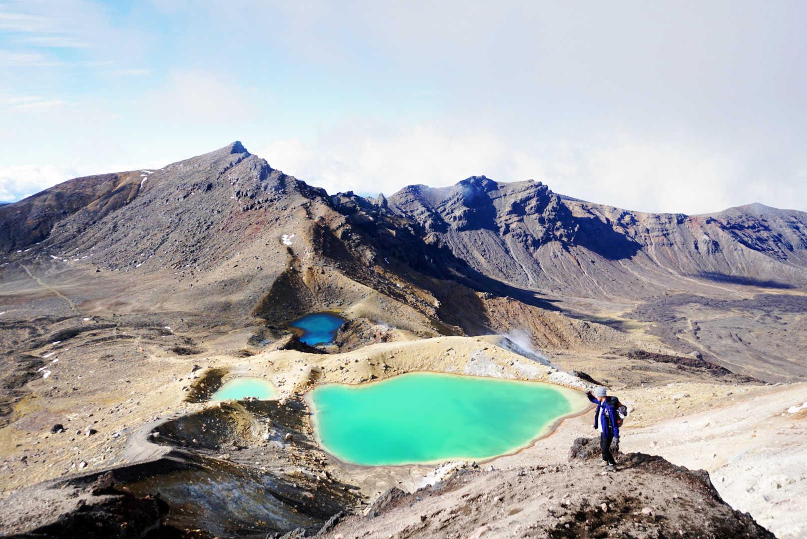 3 - Tongariro Alpine Crossing