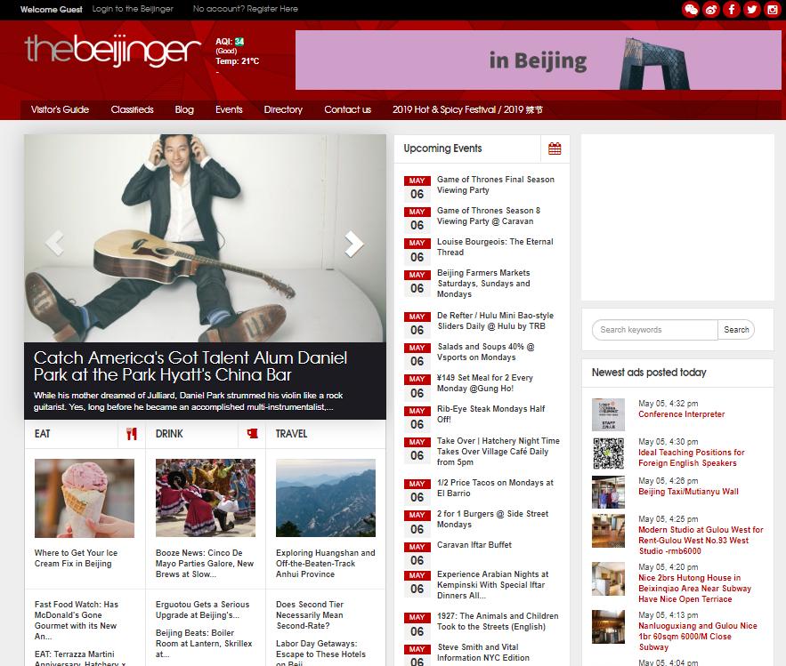 The Beijinger.