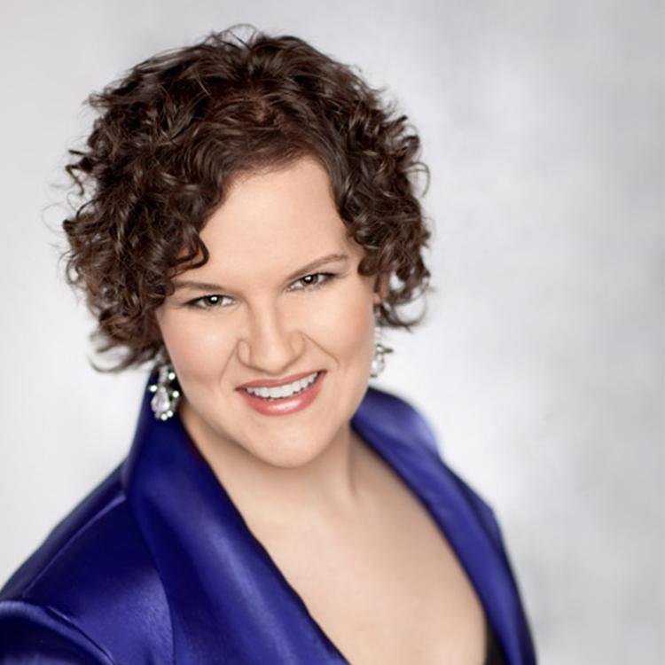 Catherine Laub - Soprano
