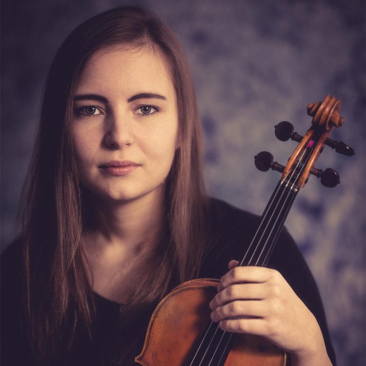 Erin Burkholder - Violin